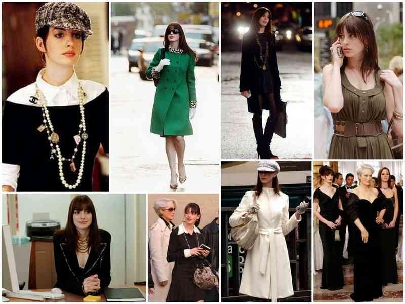 洋画から学ぶファッション