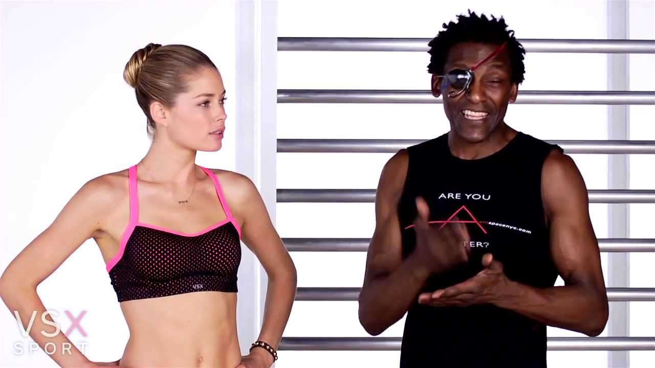 VSX Sport Presents the Sexiest Workout Ever:  Legs - YouTube
