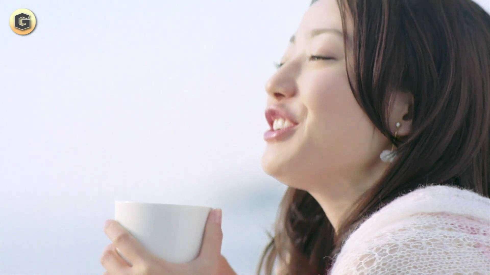 森永クリープ CM 菅野美穂 「myクリープ」篇 - YouTube