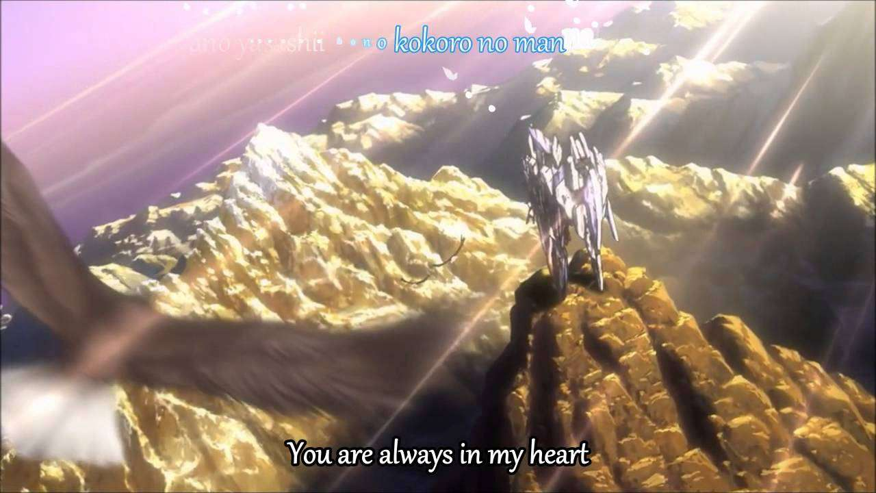 Gundam 00 2nd Ending ~Trust You~ (Subbed) [HD] - YouTube