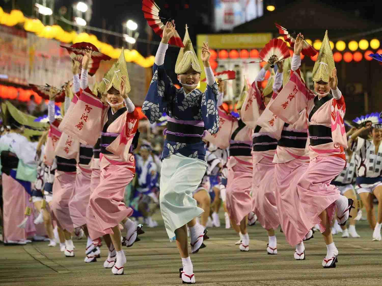 お祭りの音を表現するトピ