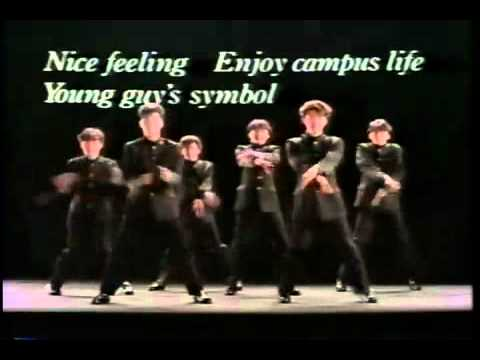 SMAPトンボ学生服HyperBLACK編 - YouTube