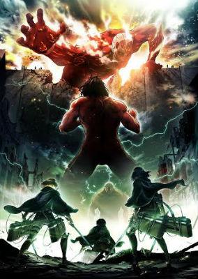 「進撃の巨人」2期は2017年春に放送!! 新ビジュアルも公開