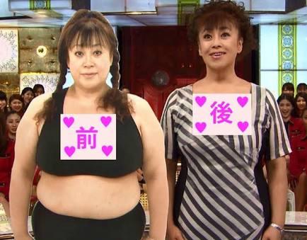 ダイエットのビフォーアフターを貼ってモチベーションを上げよう!