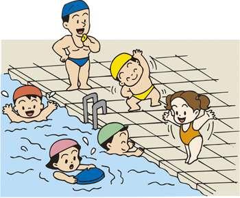 海の家やプールでバイトしたことがある人!