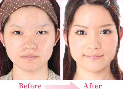 自分の顔のパーツを一部好きに変えられるなら、どこをどう変えたいですか?