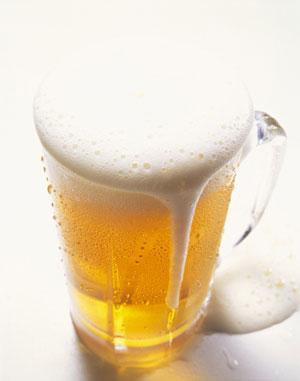 ビールが生きがいな人!