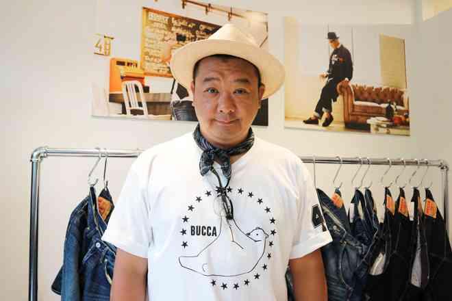「夢だった」TKO木下隆行がディレクターの新ブランドBUCCA 44がWEGOからデビュー | Fashionsnap.com