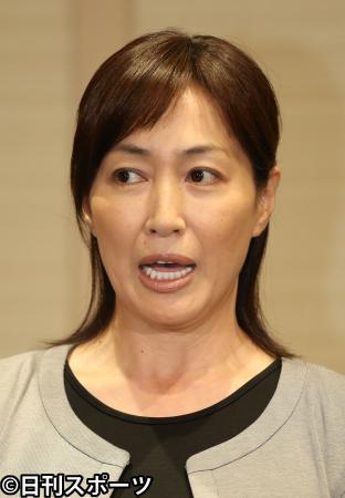 高島礼子主演ドラマは予定通り放送、テレ朝社長明言 (日刊スポーツ) - Yahoo!ニュース