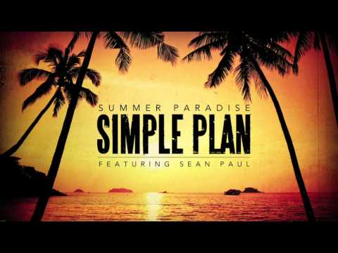 Simple Plan - Summer Paradise ft. Sean Paul (Official Audio) - YouTube
