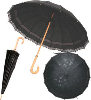 日本で増える日傘男子