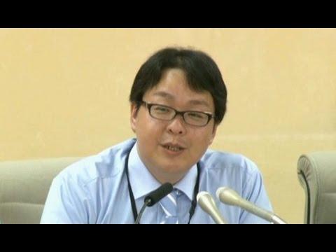 【東京都知事選挙】桜井誠氏 出馬表明会見 - YouTube