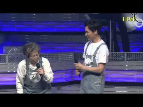 完全版『林檎殺人事件』『お化けのロック』(郷ひろみ&樹木希林)音楽の日 - YouTube
