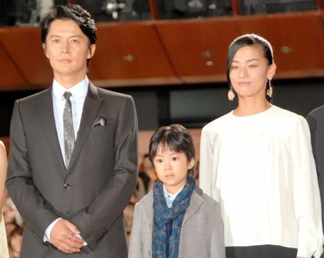尾野真千子、夫役の福山雅治に公開告白「若かりし頃から大好き」   ORICON STYLE