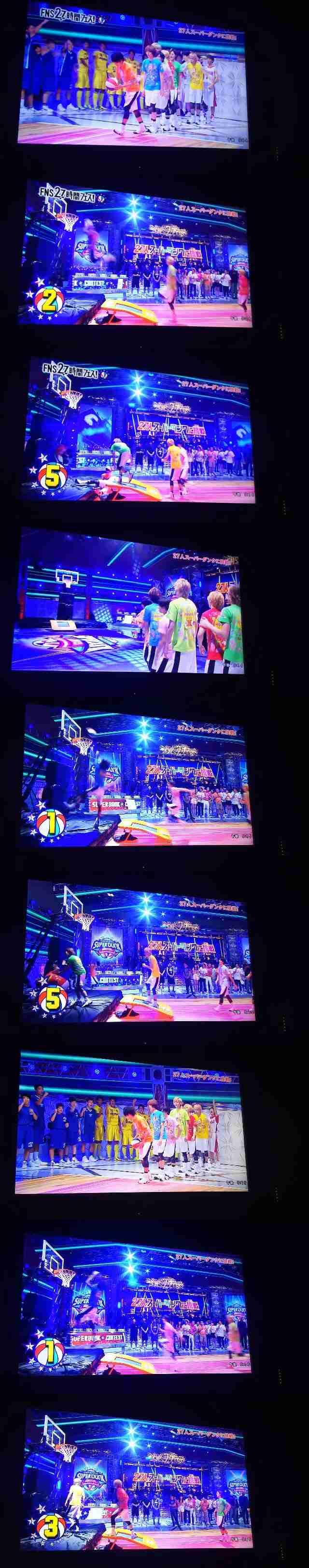 『27時間テレビ』のオチがひどい! 27人スーパーダンクに挑戦 →失敗なのに成功扱いにして番組終了
