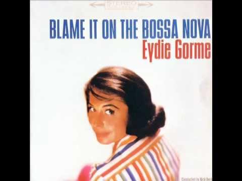 Eydie Gorme The Gift!(Recado Bossa Nova) - YouTube