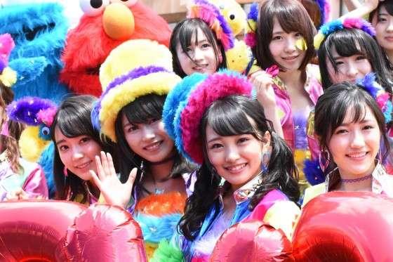 AKB48とUSJがコラボ!期間中パークで毎日ライブ開催