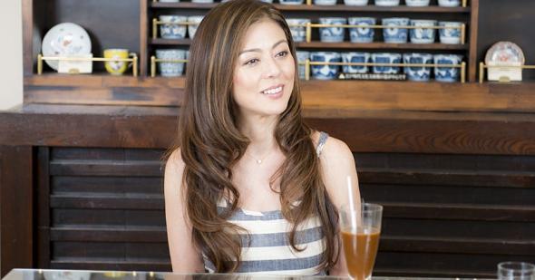 武田久美子が語った「国際結婚の難しさ」と「夫の冷たさ」(インタビュー・対談) - 女性自身[光文社女性週刊誌]