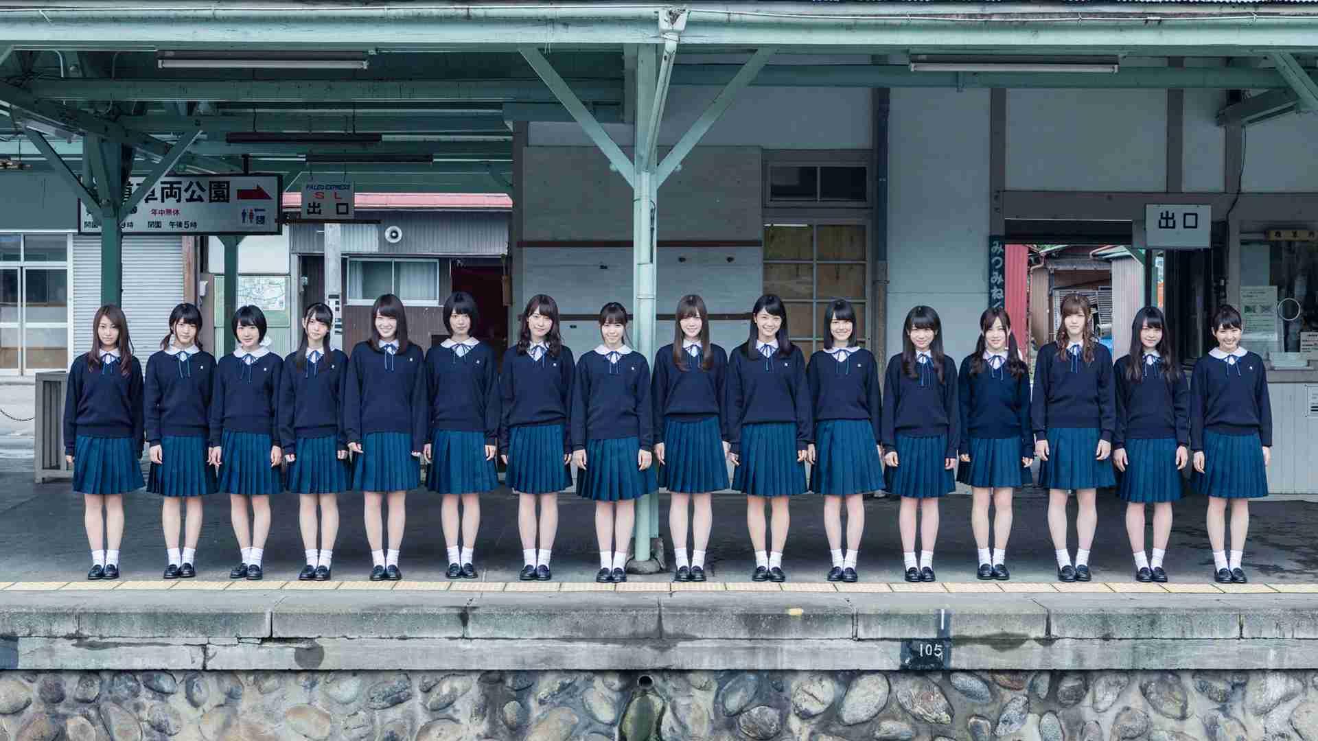 乃木坂46齋藤飛鳥&欅坂46平手友梨奈、センター同士の2ショット実現