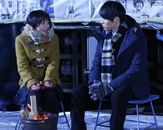 福士蒼汰が時代劇映画初主演!「曇天に笑う」実写化