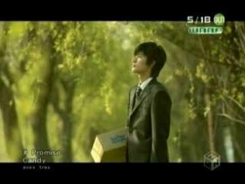 Candy - Promise feat. Komatsu Ayaka PV - YouTube