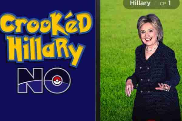 ポケモンGOの人気、米国の政治にも浸透 クリントン氏&トランプ氏も便乗 - ライブドアニュース