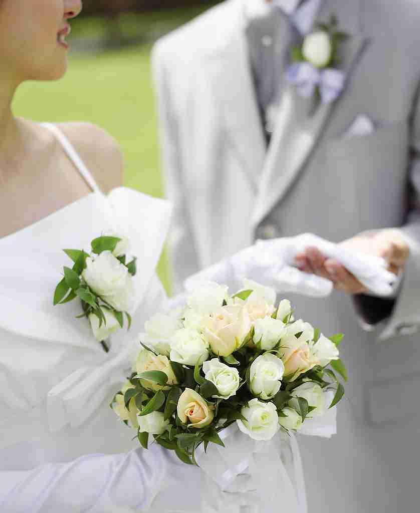 実際結婚式あげてどうでしたか?