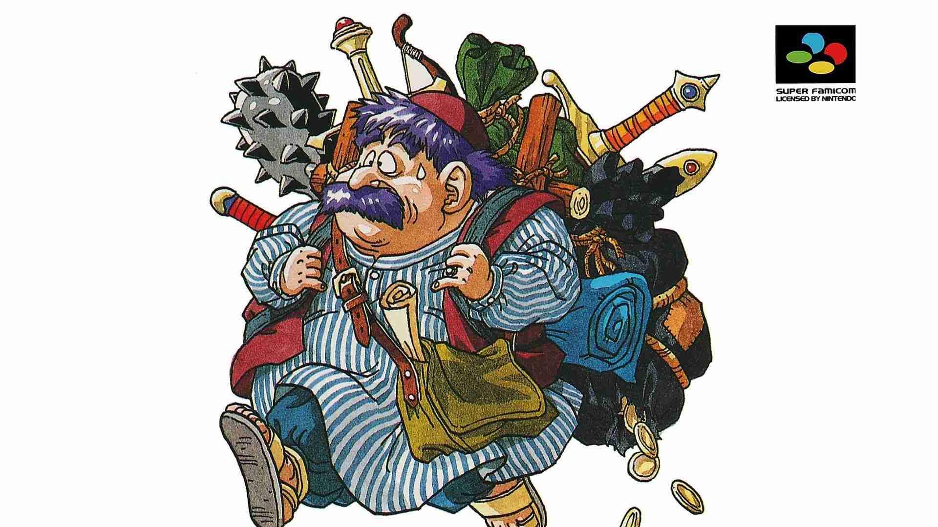 Torneko no Daibouken: Fushigi no Dungeon - Full OST [SNES] - YouTube