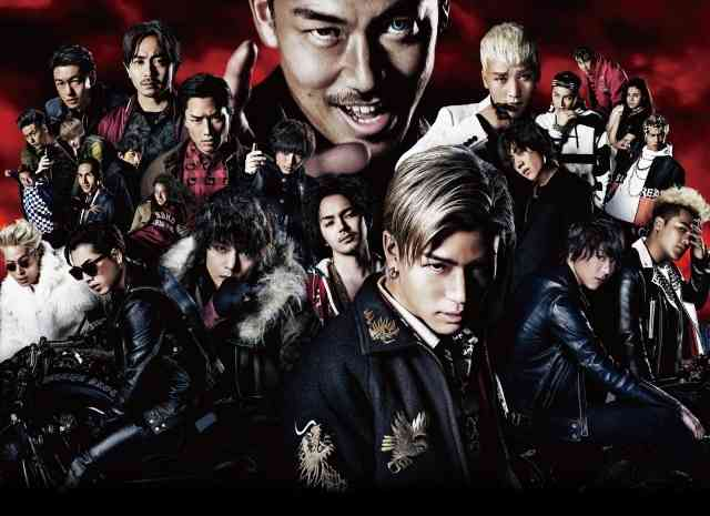 EXILE一族『HiGH&LOW』公開2日間で35万人動員 (オリコン) - Yahoo!ニュース