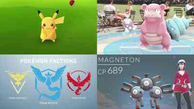 「Pokémon GO」のピカチュウのゲット方法・モンスターボールの投げ方・ジム戦などのテクニックまとめ - GIGAZINE