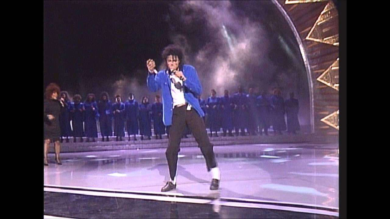 Michael Jackson Man in the mirror Grammy Awards 1988 Remastered HD - YouTube