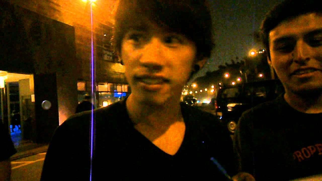 ONE OK ROCK'S TAKA SAYING HI TO ME!!! - YouTube