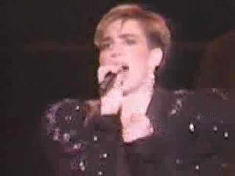 デビー・ギブソン「Without you - Debbie Gibson - YouTube