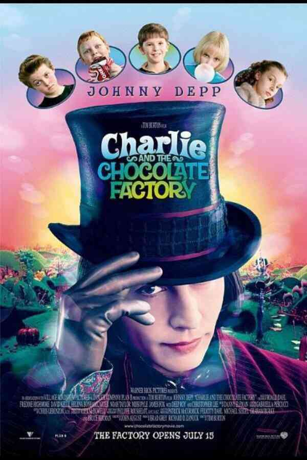 『チャーリーとチョコレート工場』好きな人!