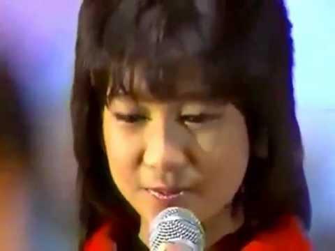80年代 アイドル 稲妻パラダイス 堀ちえみ - YouTube
