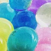【水で膨らむビーズ】ぷよぷよボールの使い方、使い道、方法 - NAVER まとめ