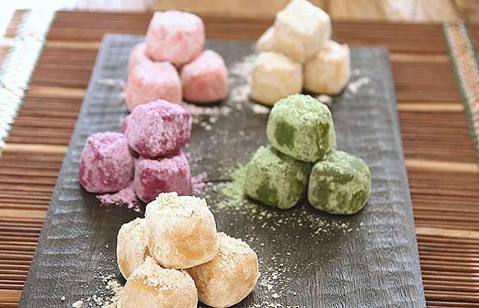 博多織の色で揃えられたクッキー「博多こいし」 - ippin(イッピン)