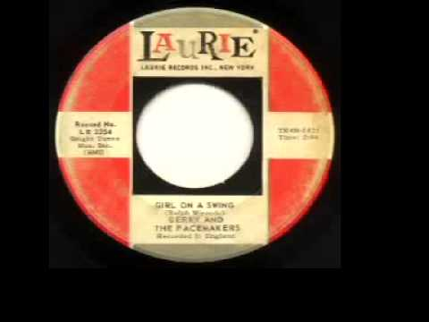 "Gerry And The Pacemakers - ""Girl On A Swing"" - YouTube"