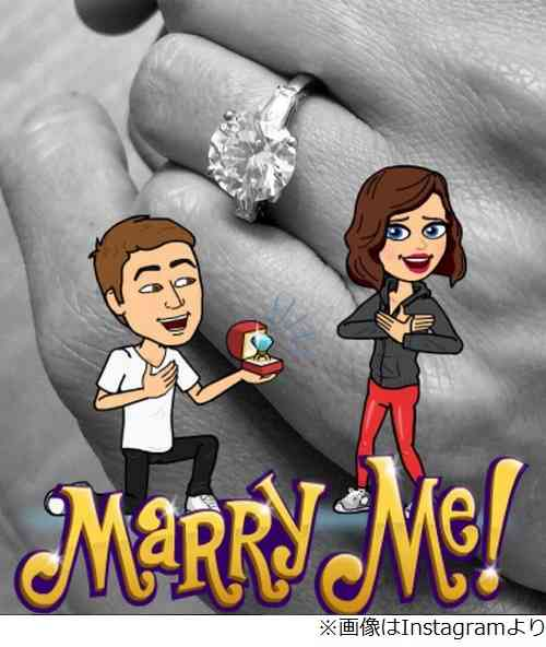 ミランダ・カーが大富豪と婚約、Instagramで指輪披露&祝福の嵐。