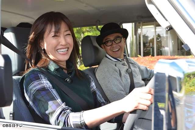 高島礼子 決意の身辺整理へ、中古車業者訪問に銀行極秘相談も