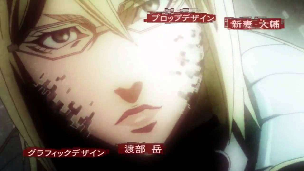 【HD高音質】TVアニメ版 テラフォーマーズop TERRAFORMARS opening - YouTube