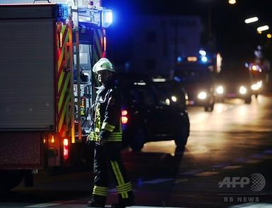 少年が刃物で列車の乗客を襲撃、3人重傷 イスラム主義者の犯行か 写真2枚 国際ニュース:AFPBB News