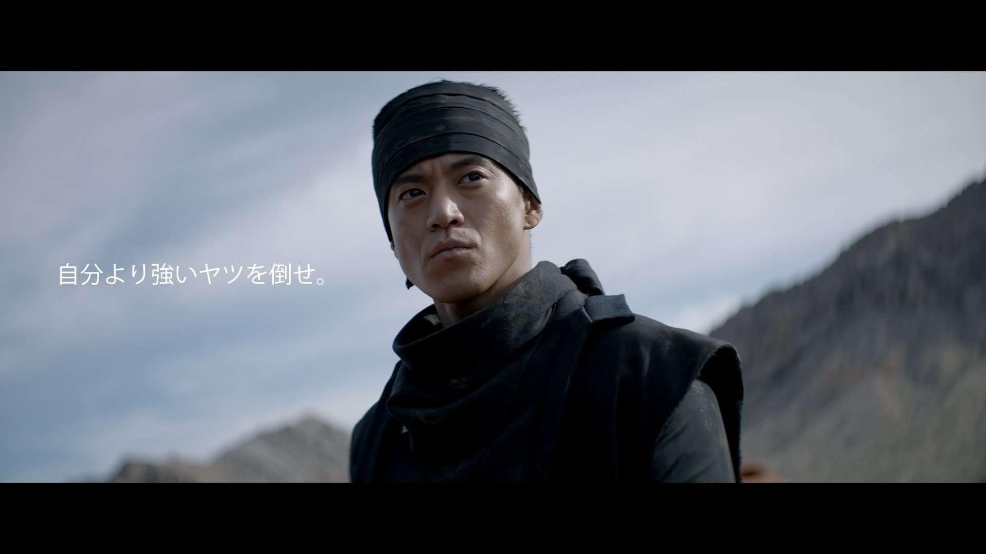 ペプシネックス ゼロ『桃太郎「Episode.1」』篇 Long ver. 小栗旬 サントリー CM - YouTube