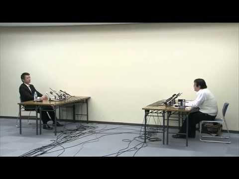 橋下徹vs在特会・桜井誠 【全】10/20  マスコミ説教含む - YouTube