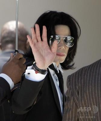 マイケル・ジャクソンさんの「暗い実態」示す捜査報告書、芸能サイト暴露