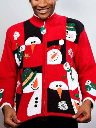 ダサすぎて笑える!海外で人気のアグリーセーターは日本到来なるか? - Spotlight (スポットライト)
