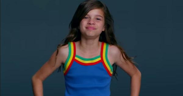 「女の子らしく●●してください」少女と大人で、結果が違ったその訳は?  –  grape [グレイプ]  – 心に響く動画メディア