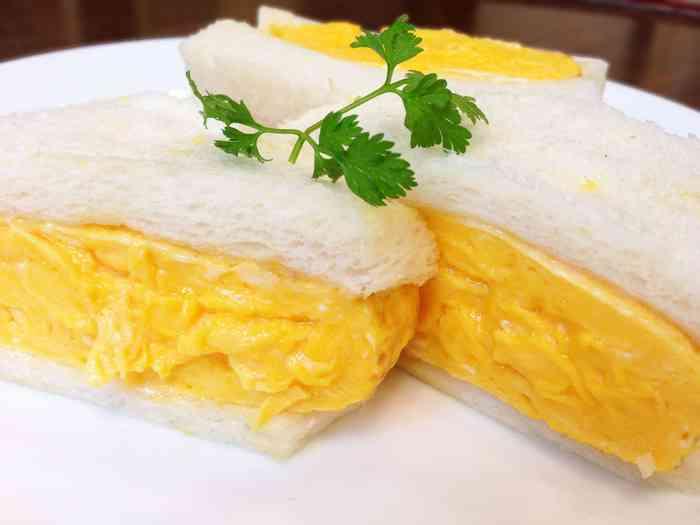 みんな大好き、卵サンド!