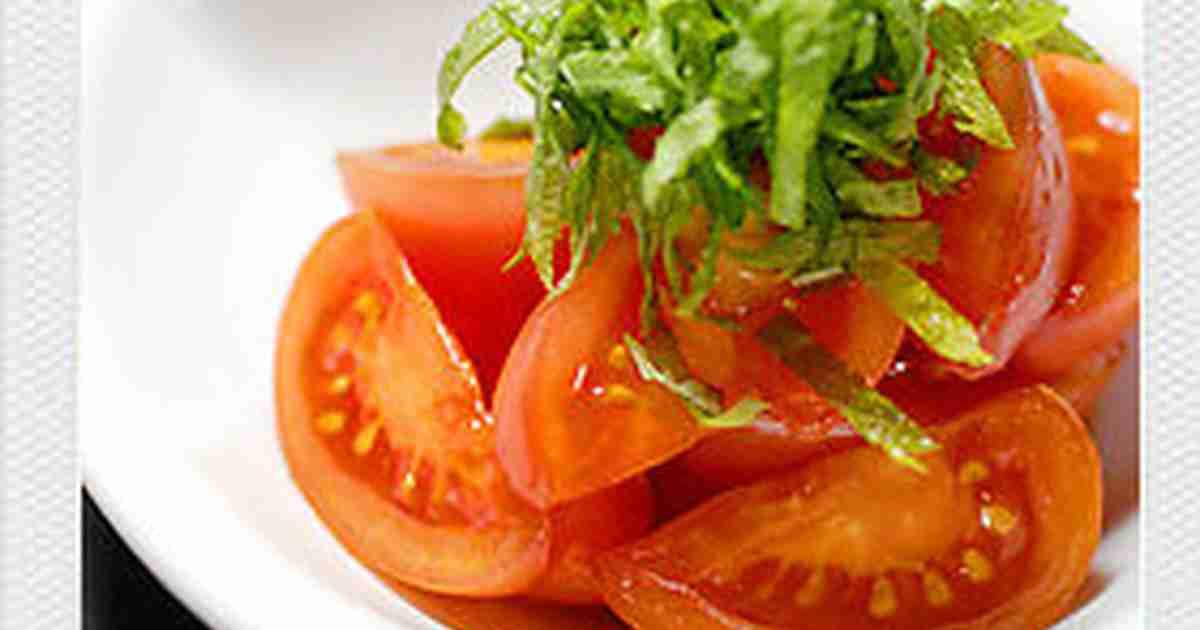 不思議で簡単!トマトが旨くなる♪ by 874 [クックパッド] 簡単おいしいみんなのレシピが243万品