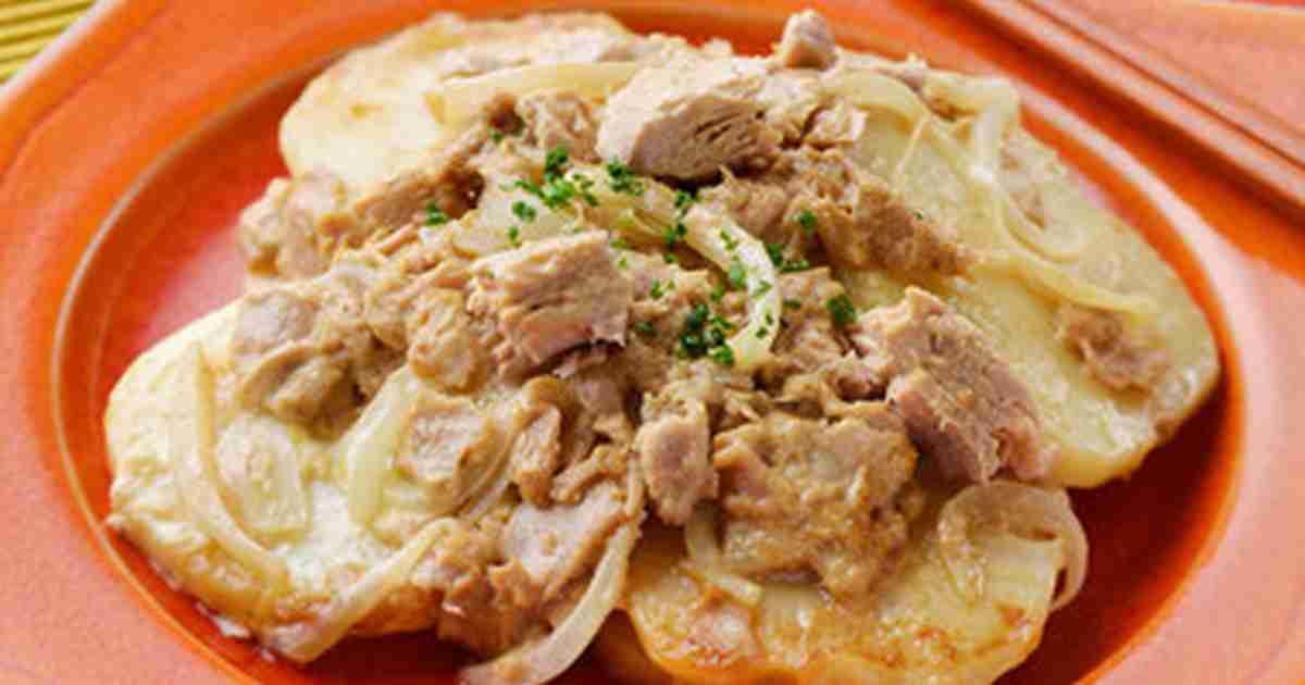 シーチキンとじゃがいものオイマヨ炒め by はごろもフーズ [クックパッド] 簡単おいしいみんなのレシピが243万品